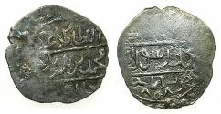 World Coins - TURKEY.OTTOMAN EMPIRE. Mehmed Celebi 806-816H.AR.Akce.808H.Mint of AYASLIK.