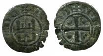 World Coins - CRUSADER STATES.CYPRUS.Guy de Lusignan, Lord of Cyprus AD 1192-1194.Billon Denier.