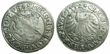 World Coins - POLAND.Sigismund I The Old AD 1506-1548.AR.Grosch 1532.Prussian mint.~~~attractive renaissance portrait.