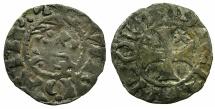 World Coins - FRANCE.BRETAGNE.County of Penthievre.Etienne I AD 1093-1138.Billon Denier.
