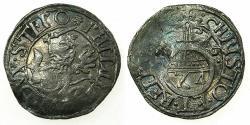 World Coins - GERMANY.POMERANIA.Philip Julius , Duke AD 1592-1625.AR.1/24 Thaler 1616.