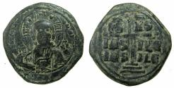 Ancient Coins - BYZANTINE EMPIRE.Anonymous Follis.class B.Mint of CONSTANTINOPLE.