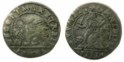 World Coins - ITALY.VENICE.Pietro Loredan AD 1567-1570.AR.Anonymous 4 gazzetta.issued by decree 10th April 1570.