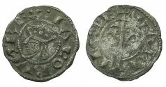 World Coins - SPAIN.VALENCIA.James I ( Iof Aragon ) AD 1238-1276.Billon Denier.