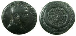 Ancient Coins - CILICIA.ANAZARBUS.Elagabalus AD 218-222.AE.Hexassaria.struck AD 221/22.