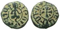 World Coins - ARMENIA, Cilician kingdom.Hetoum II AD 1289-93, 1295-96, 1301-05.AE.Kardez.Mint of SIS.