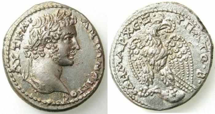 Ancient Coins - SYRIA.ANTIOCH.Caracalla AD 197-217.AR.Tetradrachm.