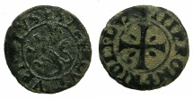 World Coins - CYPRUS, under VENICE.Girolamo Priuli AD 1559-1567.AE.Carzia per Cipro.