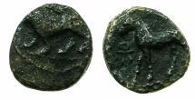 Ancient Coins - CYPRUS.SALAMIS.Evagoras II circa 361-351 BC.AE.14.4mm.