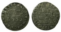 World Coins - ITALY.VENICE.Pietro Loredan AD 1567-1570.AR.Anonymous 3 gazzetta.issued by decree 10th April 1570
