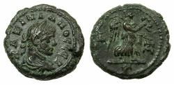 Ancient Coins - EGYPT.ALEXANDRIA.Maximianus Herculius AD 286-305.Billon Tetradrachm, struck AD 291/92. Reverse. Nike right.