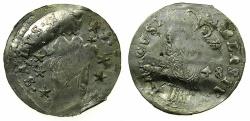 World Coins - DALMATIA.RAGUSA.AR.Grossetto 1748