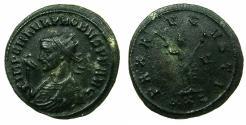 Ancient Coins - ROMAN.Probus AD 276-282.AE.Antoninianus.Mint of SISCIA.Reverse.Pax, PAX AVGVSTI