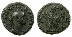 Ancient Coins - GYPT.ALEXANDRIA.Probus AD 276-282.Billon Tetradrachm, struck AD 277/278.Reverse. Facing eagle, hear right.