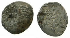 World Coins - ITALY.Philip III King of Spain and Two Sicilies 1598-1621.AR.Carlino.Mint of NAPLES.