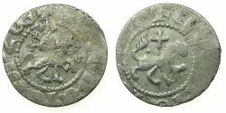 World Coins - ARMENIA.Oshin AD 1308-1320.AR.Takvorin.Mint of SIS.Sigla K M.