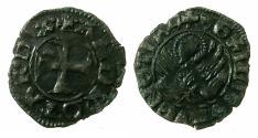 World Coins - CRUSADER.GREECE under VENICE.Andrea Contarini AD 1368-1382.Bi.Tornesello.