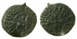 World Coins - ARMENIA, Cilician kingdom.Hetoum I AD 1226-1270.AE.Kardez.Mint of SIS. Equestrian type.