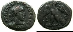 Ancient Coins - EGYPT.ALEXANDRIA.Philip I The Arab AD 244-249.Billon Tetradrachm, struck AD 248/249.~#~.Eagle.