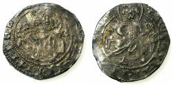 World Coins - BULGARIA.John Stracimar AD 1360-1396.AR.Grosch, reduced weight.