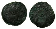 Ancient Coins - PTOLEMAIC EMPIRE.EGYPT. Ptolemy IV 221-205 BC AE.23.1mm. secondary Egyption mint or an imitation.