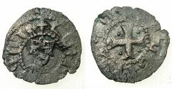 World Coins - ARMENIA.Levon V Lusignan AD 1374-1375.Bi.Denier. Mint of SIS.