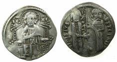 World Coins - SERBIA.Stefan Uros II Milutin 1282-1321.AR.Dinar ( Gross)