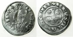 World Coins - CRUSADER STATES.CYPRUS.Henry II AD 1285-1324.AR.Gros Petit.Series 1A.