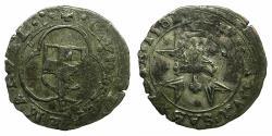 World Coins - ITALY.SAVOY.Carlo Emmanuele I AD 1580-1630.Billon Parpagliola.1st Type.1581