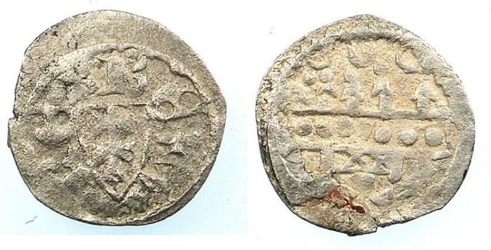 Ancient Coins - HUNGARY.Bela III AD 1172-1196.AR.Denar.