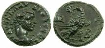 Ancient Coins - EGYPT.ALEXANDRIA.Claudius II Gothicus AD 268-270.Billon Tetradrachm.Struck AD 269/70.~~~Unusal bust of Gothicus.