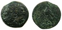 Ancient Coins - PTOLEMAIC EMPIRE.EGYPT.ALEXANDRIA.Ptolemy II Philadelphus 285-246 BC.AE.29.4mm.