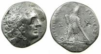 Ancient Coins - PTOLEMAIC EMPIRE.EGYPT.Ptolemy II Philadelphus 285-246 BC.AR.Tetradrachm.Mint of ALEXANDRIA.