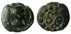 Ancient Coins - SYRIA.SELEUCIS AND PIERIA.ANTIOCH.Diadumenian Caesar AD 287-288.AE.20mm.