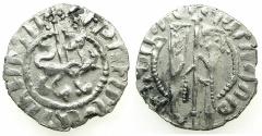 World Coins - ARMENIA, Cilician kingdom. Hetoum I AD 1226-1270. AR.Tram.