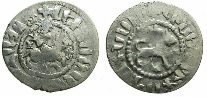 Ancient Coins - ARMENIA.Levon IV 1320-1342.AR.Takvorin.Mint of Sis