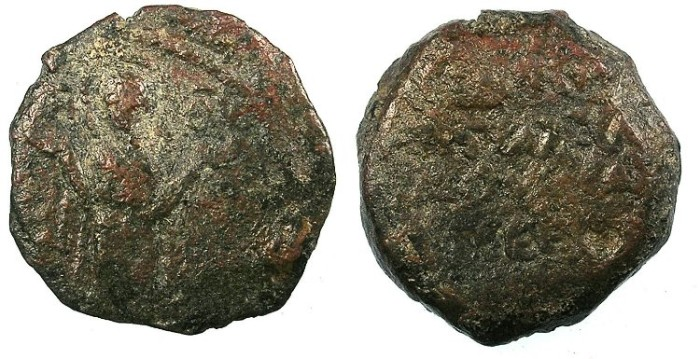Ancient Coins - CRUSADER.ANTIOCH.Roger AD 1112-19.Follis.2nd type