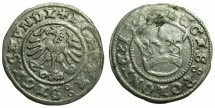 World Coins - POLAND.Sigismund I The Old AD 1506-1548.AR.Half Groschen.N.D.