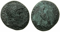 Ancient Coins - ANTIOCH.Caracalla AD 197-217.Billon Tetradrachm, struck circa AD 215-217.Dotted wings series.