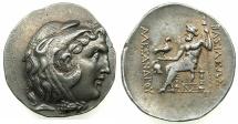 Ancient Coins - THRACE.MESEMBRIA.Alexander III 336-323BC.AR.Tetradrachm, posthumus issue struck circa 175-215 BC.
