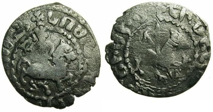 Ancient Coins - CILICIAN ARMENIA.Godstantin IV AD 1365-1373.AR.Takvorin.Mint of SIS.