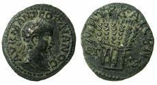 Ancient Coins - CAPPADOCIA.Gordian III AD 238-244.AE. struck AD 243/44.