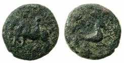 Ancient Coins - COMMAGENE.Epiphanes and Kallinicus AD 72.AE.21.3mm. Reverse.Mint of Commagene or Lacanatis in Cilicia.