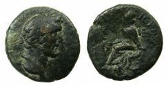 Ancient Coins - CAPPADOCIA.TYANA.Antoninus Pius AD 138-161.AE.23.1mm.struck AD 150/51.