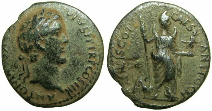 Ancient Coins - PISIDIA.ANTIOCH.Antoninus Pius AD 138-161.AE.27.5mm.