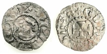 World Coins - ARMENIA, Cilician kingdom.Hetoum II circa 1289-1293, 1295-1296, 1299-1306.Billon Denier.