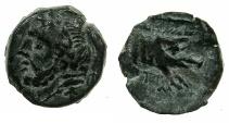 Ancient Coins - APULIA.ARPI.circa 3rd cent.BC.AE.