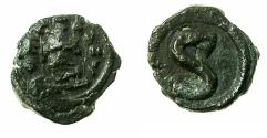 Ancient Coins - BYZANTINE EMPIRE.EGYPT.Heraclius AD 610-641.AE.6 nummia.Mint of ALEXANDRIA.