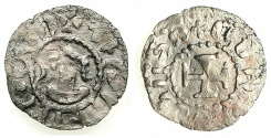 World Coins - ARMENIA, Cilician kingdom.Hetoum II circa 1289-1293, 1295-1296, 1299-1306.Billon Denier.