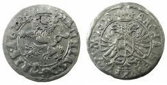 World Coins - AUSTRIA.HAPSBURG EMPIRE.BOHEMIAMatthias II AD 1608-1619.AR.WeisBgroschen.1618.
